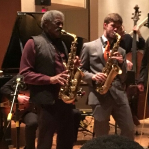 Nick Green with Jazz Master Charles McPherson