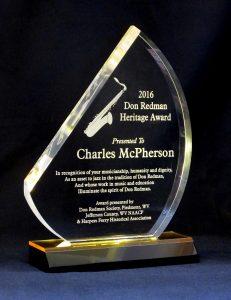 Redman Award_home