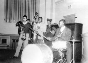 Northwestern HS Detroit School Dance Jan 1958
