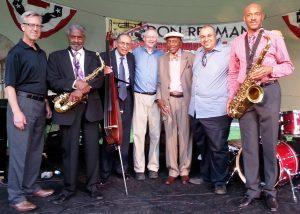 Legendary Jazz saxophone player Charles McPherson winns award