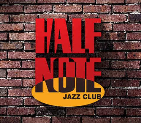 Half Note Jazz Club Athens Greece.