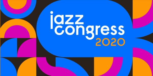Logo for the Jazz Congress 2020