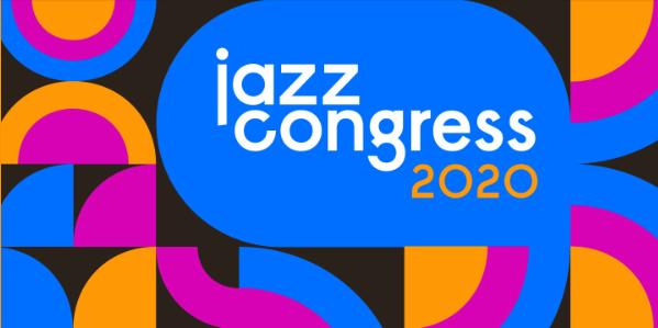 Logo for the Jazz Congress 2020