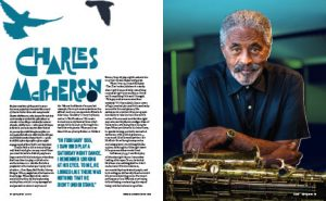 Bird Lovers article on Charles McPherson.