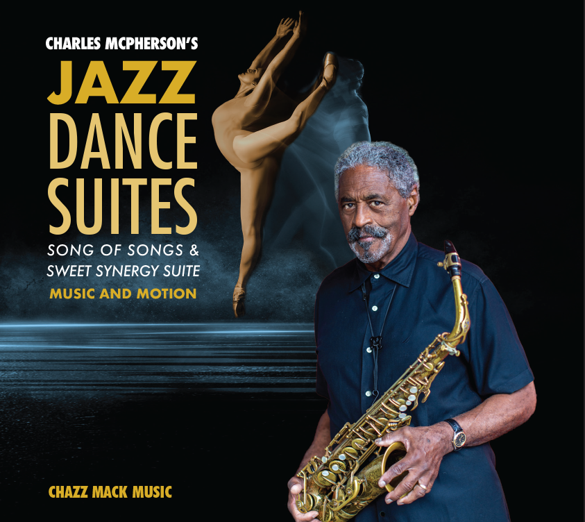 Charles McPherson Jazz Dance Suites cover