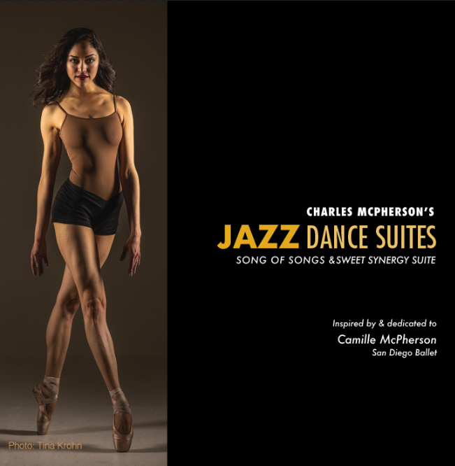Jazz Ballet Suites liner notes cover image.